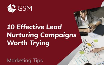 10 Effective Lead Nurturing Campaigns Worth Trying