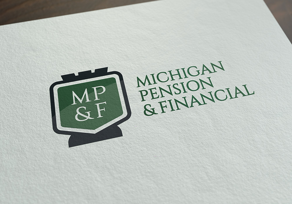 Michigan Pension logo