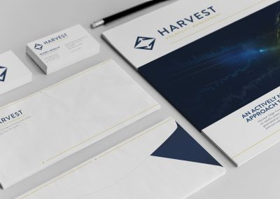 Harvest Corporate Stationery