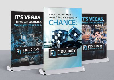 Fiduciary Outsourcing Trade Show Assets