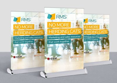 RMS Trade Show Assets