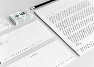 ABGMI Corporate Stationery