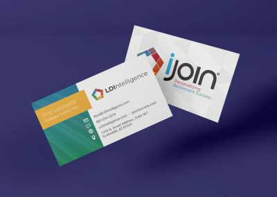 LDI iJoin Business Cards
