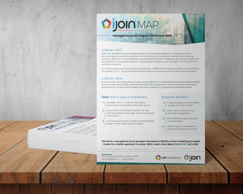 iJoin MAP overview