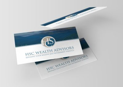 HSC Business Cards