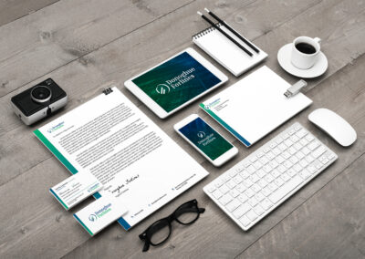 Donoghue Forlines Corporate Stationery