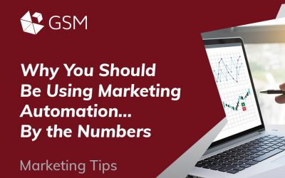 Why You Should Be Using Marketing Automation… By The Numbers