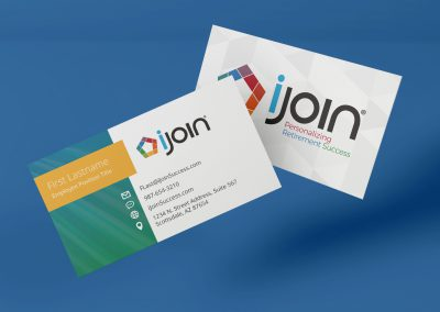 iJoin Business Cards